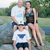 Joe and kids Poconos (1 of 9)