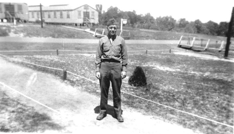 James Stanford Forster, Jr. WWII