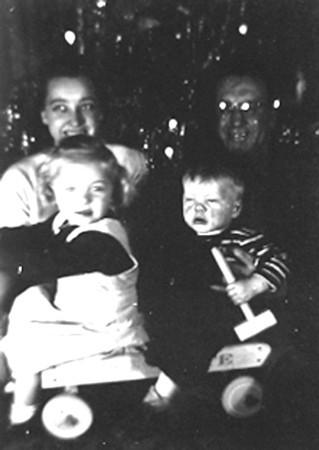 Bettyann, James Stanford Forster, Sr., Dianna, Billy