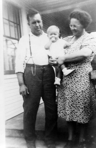 James Sr, Dianna, Elinor Forster