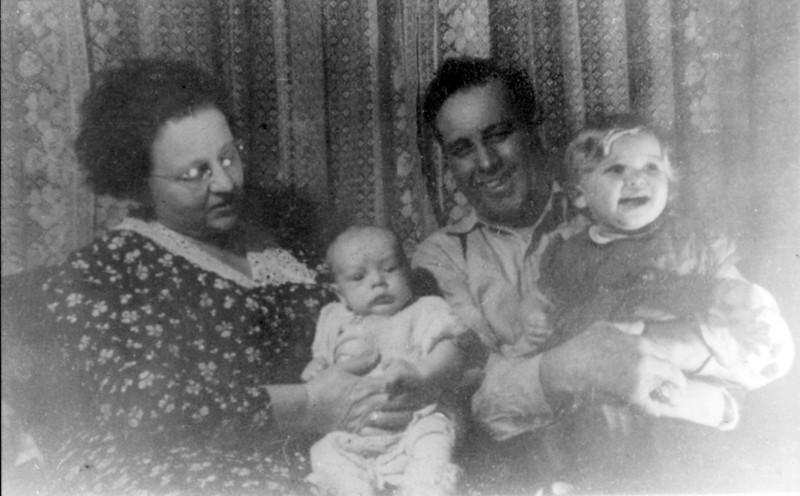 Elinor, David, James Sr., Dianna - Forster