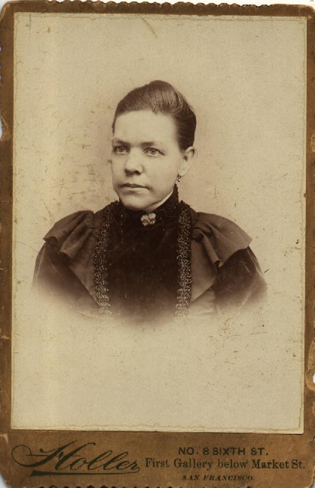 Sarah Maria Ball Forster