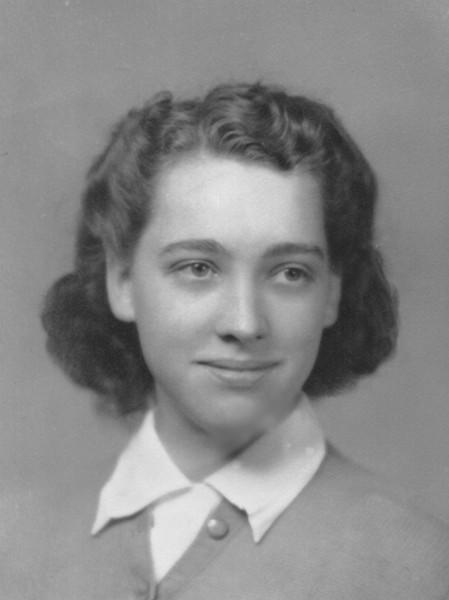 Bettyann Forster, 1942