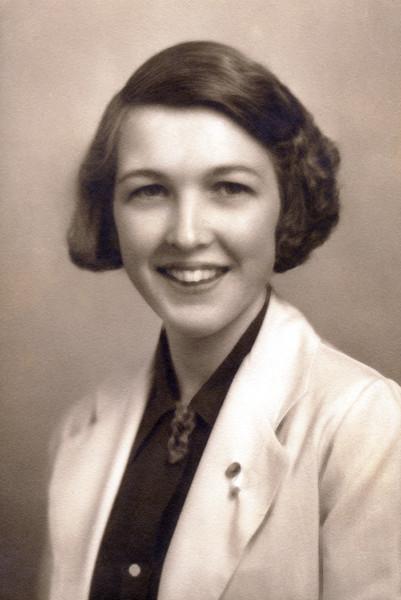 Muriel Forster Edwards