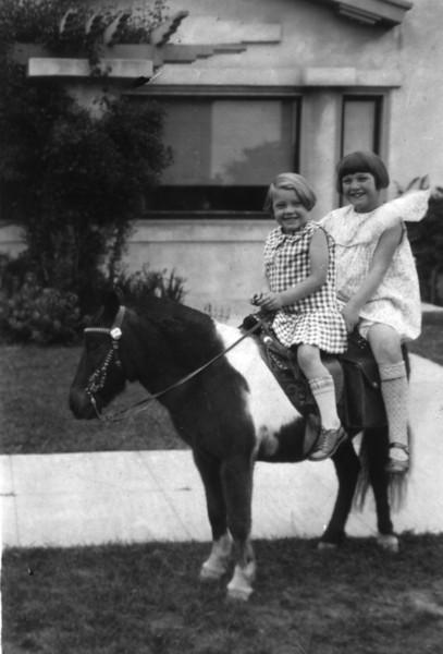 Bettyann and Elinor ??