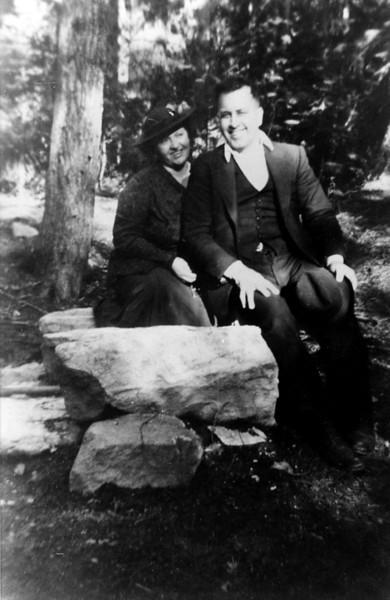 Elinor Rachel Haines Forster & James Stanford Forster, Sr.