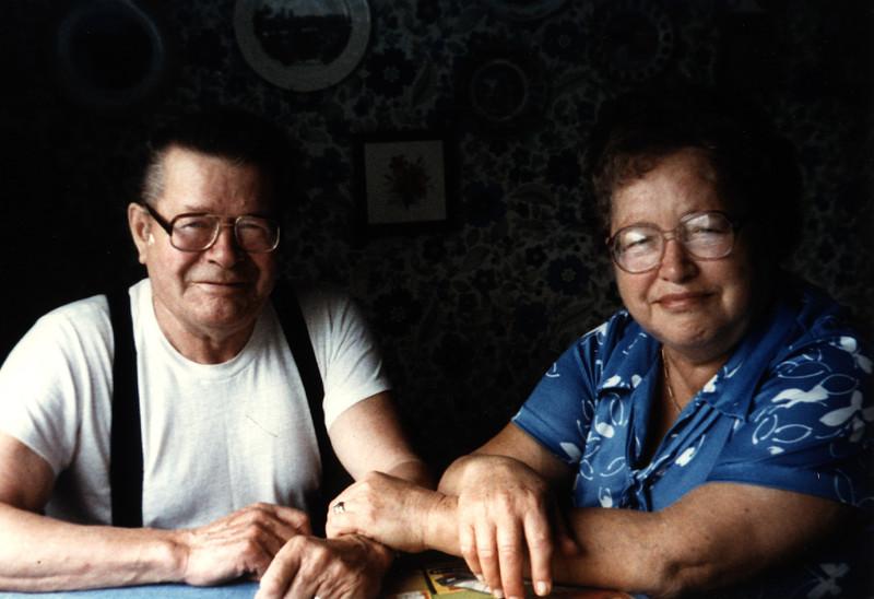 William & Elinor Lucas