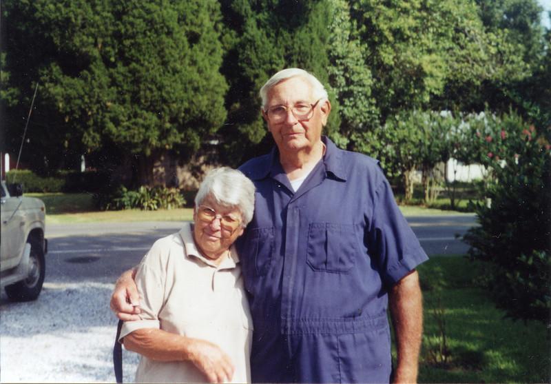 Muriel Forster Edwards & Wayne Edwards