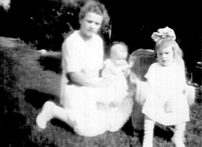 Cousin Dora, James Forster Sr. & Elinor Jr.