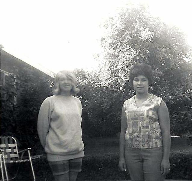 Marie & Catharyn Laggart