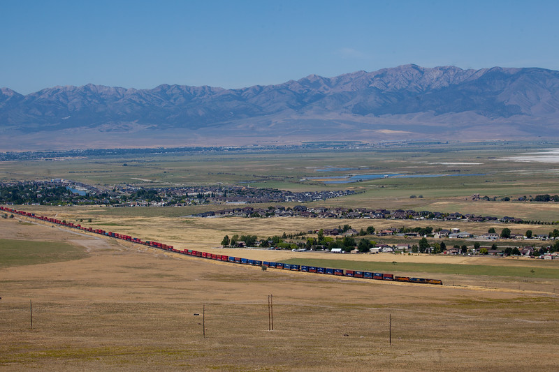 The town of Tooele. and Stansberry Park