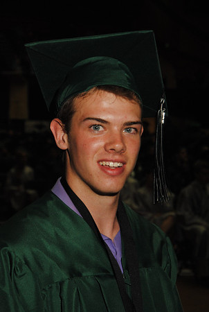 Fossil Ridge Graduation 2013
