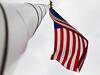 USMMA Flagpole - A major landmark from Long Island Sound