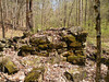Foundation of some old structure. <br /> Tallassee, TN