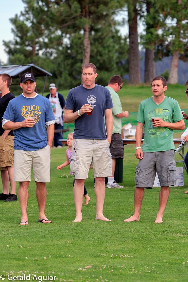 Ryan, Jordan, and Brian