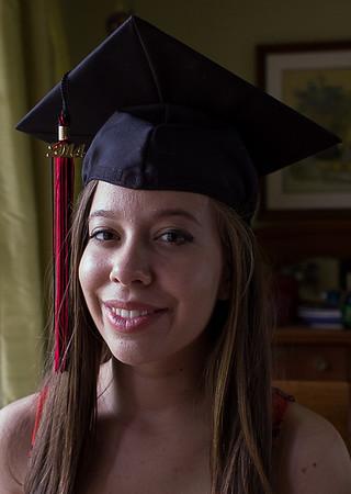 Fran Graduation