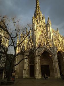 Eglise St Maclou, Rouen