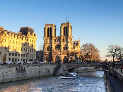Notre Dame Cathedrale, Paris