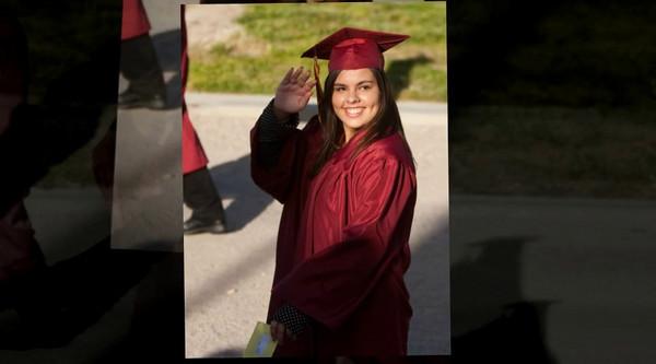 Francesca Graduates