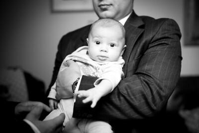 Francesco's {christening}