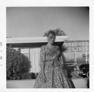 Nikki Jean Buono in 1959