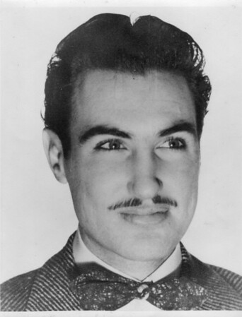 Dominick (Nick) Buono; lead trumpet player in the Harry James Band for 32 Years; band members called him the Count