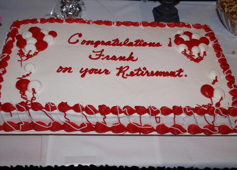 Retirement - 2011