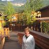 Gwen in Denali - June 2012 (Alaska Trip)