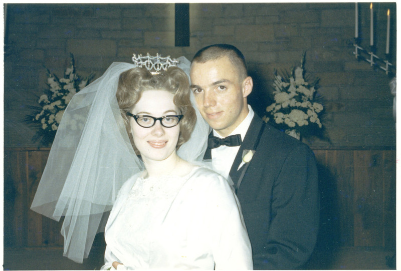 Wedding - October 1965