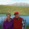Frank & Gwen -- Emerald Lake Yukon Territory - July 2012