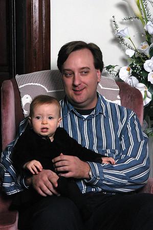 2002/12/01 - Misc Family Photos