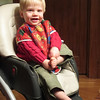 High Chair Happiness