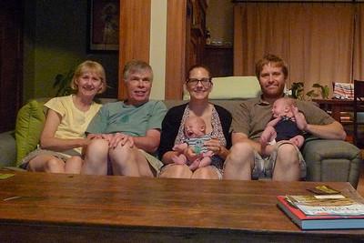 Fred & Ellen Visit, September 2012