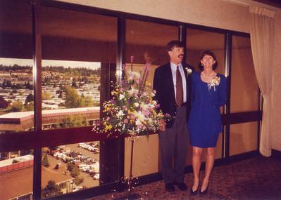 Fred & Ellen's Wedding, 199x