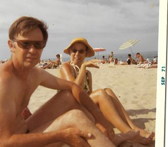 beach 1971