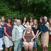 Ladies Group Shot with Jackie.  What a beautiful passel of women.