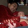 15Sep09 -  Daddy tryin to sleep