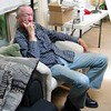 Fred at the home of Andrea and Ken Slosarik, San Jose, ca 2008