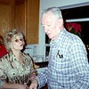 Fred Pape, January 2002, at the home of Diane Pavellas, San Jose