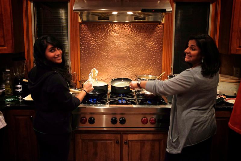 Danielle & Eliana