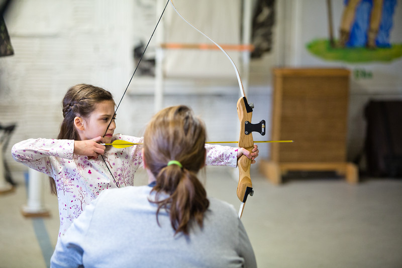 Mount; Horeb; WI; Wisconsin; Valkyrie; Archery; Lanes; sport; sports; activities; bow; arrow; shoot; target; practice; lesson; lessons; focus; teach; teaching; instruction