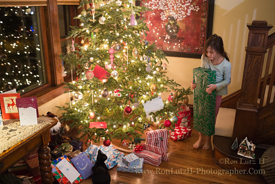 Christmas Morning - 2014