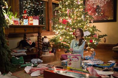 Christmas Morning - 2014