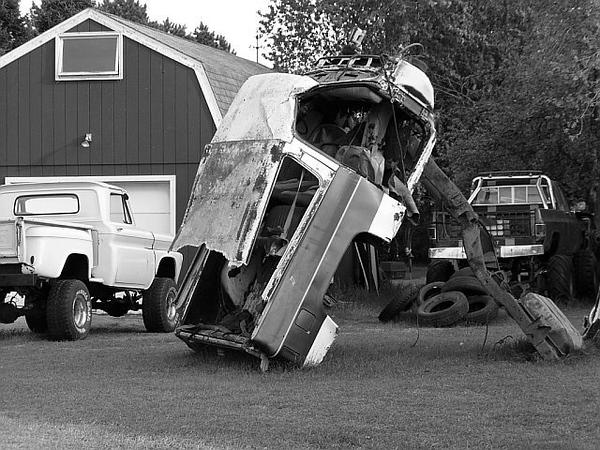 Truck Art - Suring, WI