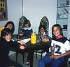 Colin, Melissa, Jen, Jason, Donnie