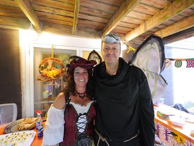 14-10-18. Amter's Halloween Party