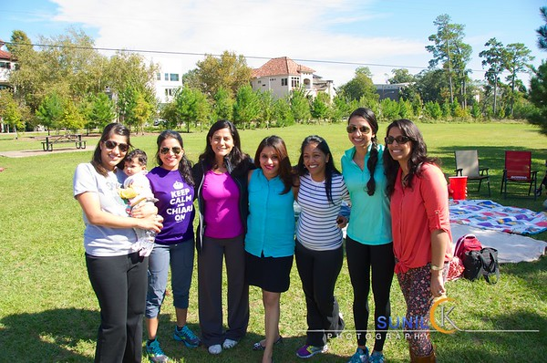 2014 Family Picnic with Friends