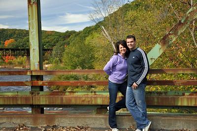 Bridge in Millers Falls, Ma
