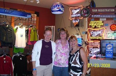 Debbie's Visit  2008