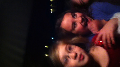 Maeve & friends singing